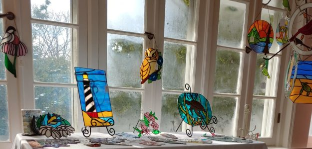 Windy Day Glass