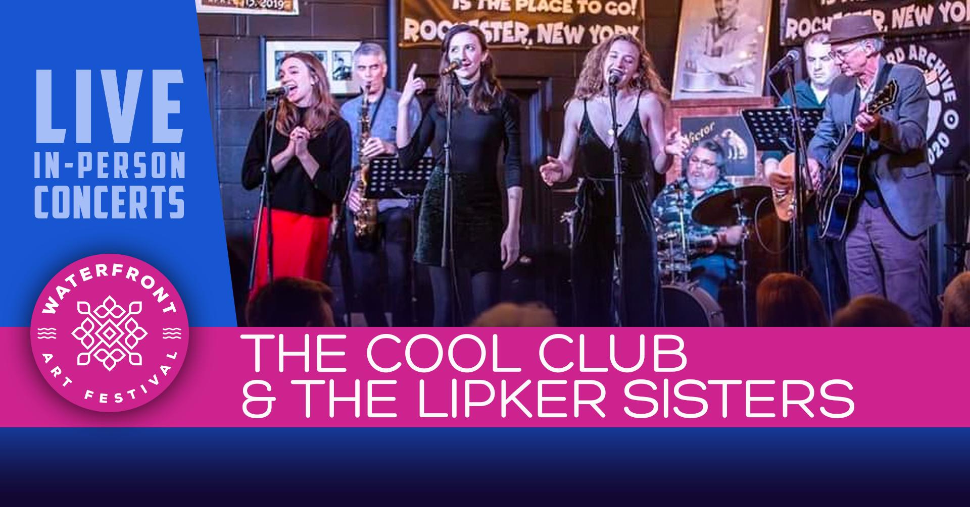 Cool Club & The Lipker Sisters
